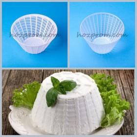 Рикоттница - форма для мягких сыров