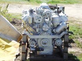Запчасти: Продам двигатель