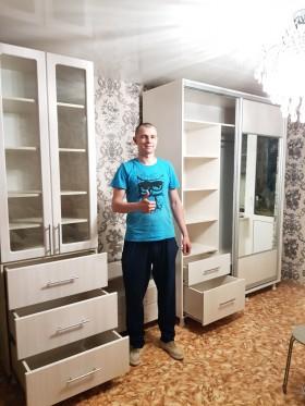 Изготовление мебели по индивидуальным размерам.