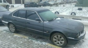 BMW 5 серия, 1989г