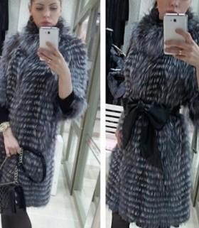 Оригинальное пальто, мода 2017