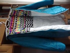 куртка демисезонная двусторонняя