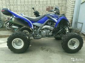 Yamaha YFM700(Raptor)