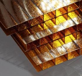 Сотовый поликарбонат 4-10 мм