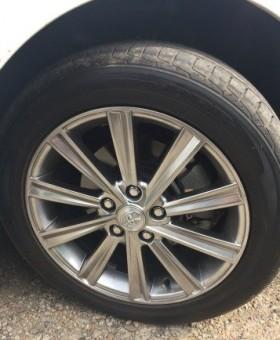 Диски для Toyota R17