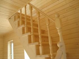 Ремонтно-строительные и отделочные работы на даче, в доме, в квартире, изготовление деревянных лестниц