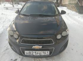 Chevrolet Aveo T300, седан 4 дв.