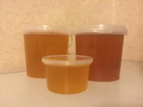 Мёд из Эртильского района