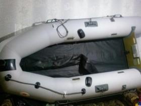 Лодка сириус 310
