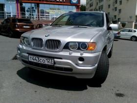 BMW X5 2002 год