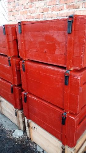 Ящики деревянные ( хвойных пород )