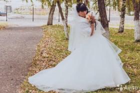 Свадебное платье. Не венчанное