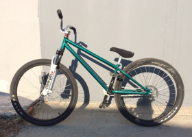 MTB street/dirt (велосипед)