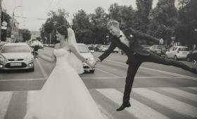 Свадебная видео и фото съемка