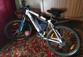 Велосипед горный merida matts 6.18