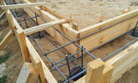 Фундаменты, строительство домов, коттеджей