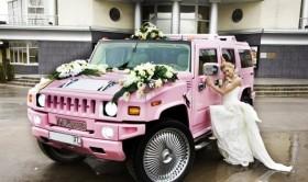 Более 100 Свадебных автомобилей в аренду.