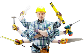 Абсолютно все виды ремонтных работ