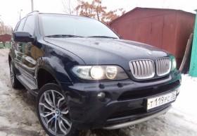 BMW X5, 2007
