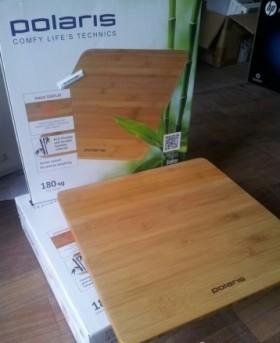Весы напольные Polaris PWS 1847D Bamboo