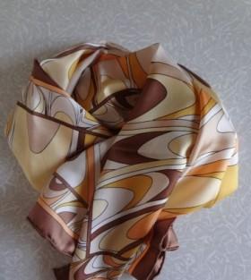Платок шелковый, Fabretti (новый)