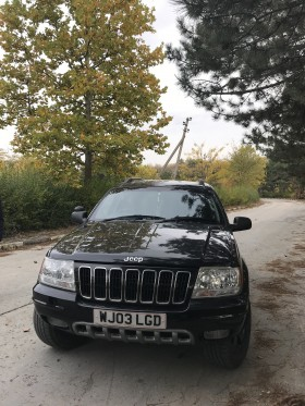 Vind Jeep Grand Cherokee