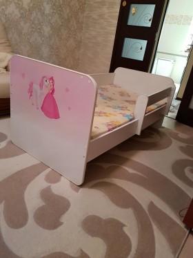 Кроватка для маленькой принцессы