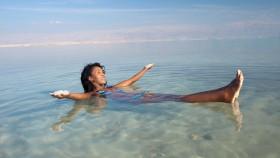 Отдых на Мертвом Море!