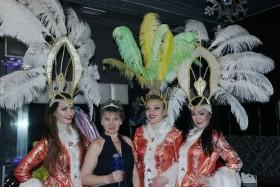 Квалифицированный  тамада, ведущая  Зольникова Галина - профессиональный танцор.