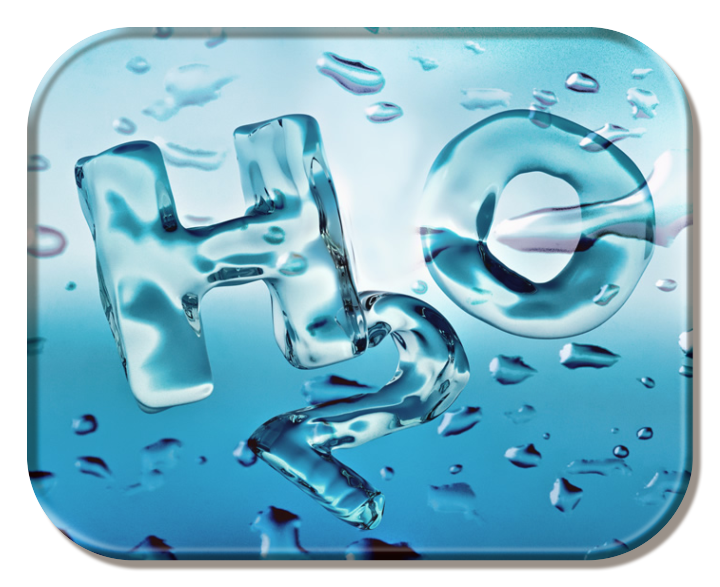 формула воды фото